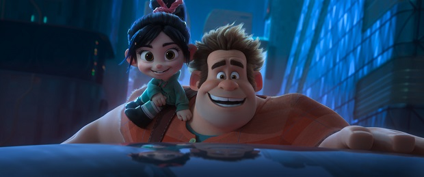Ralph Breaks the Internet - Ralph & Vanellope