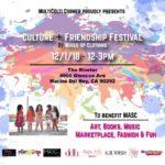 Culture + Friendship Festival: FREE Family Event in LA!