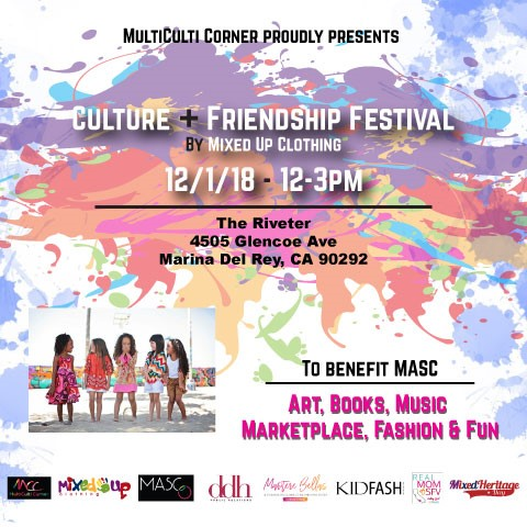 Culture and Friendship Invite