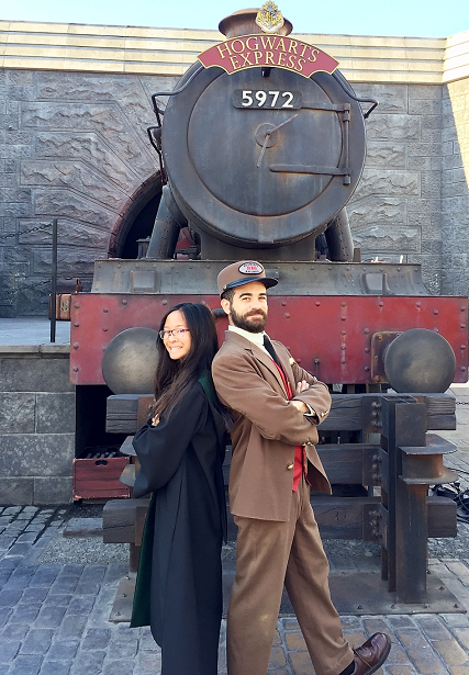 Universal Studios Hollywood Hogwarts
