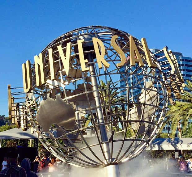Universal Studios Hollywood USH Globe