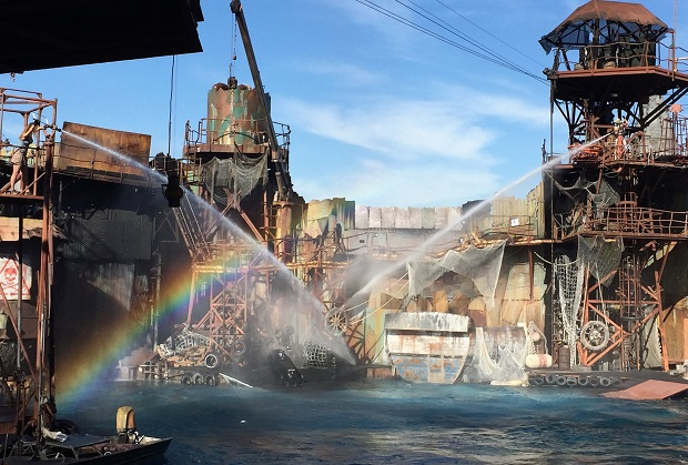 Universal Studios Hollywood WaterWorld