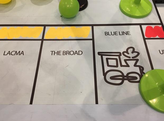 FunBox Monopoly Board Flooring