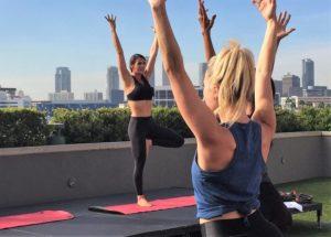 Les Mills - Diana Archer Mills yoga