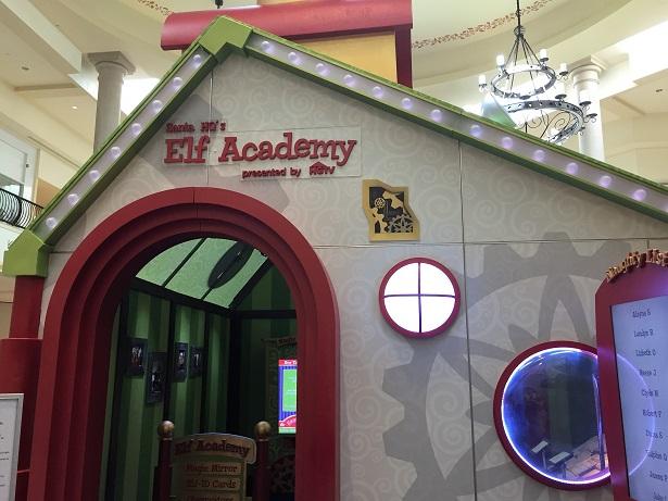Santa HQ Elf Academy