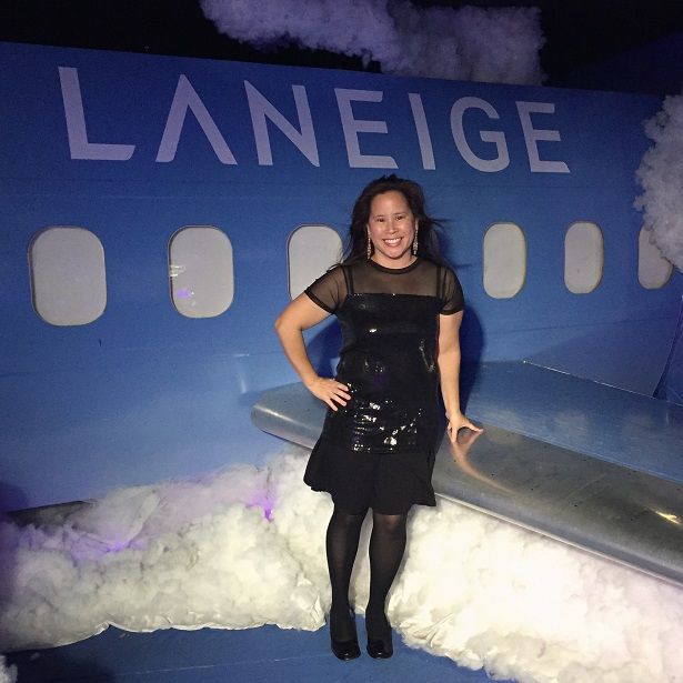 Beautycon POP Laneige Airplane Wing