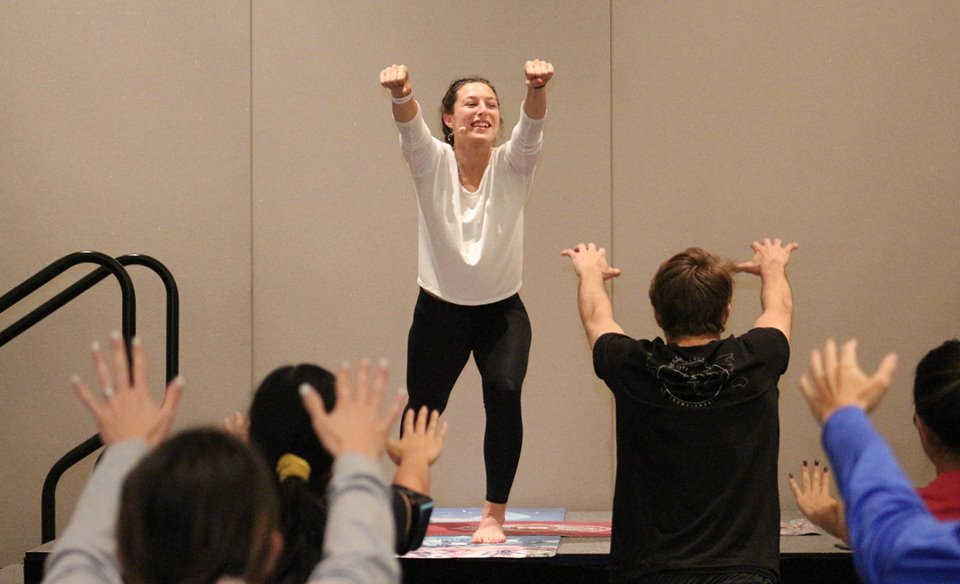Boxing Yoga Class 3 Photo Credit-Greg Panse