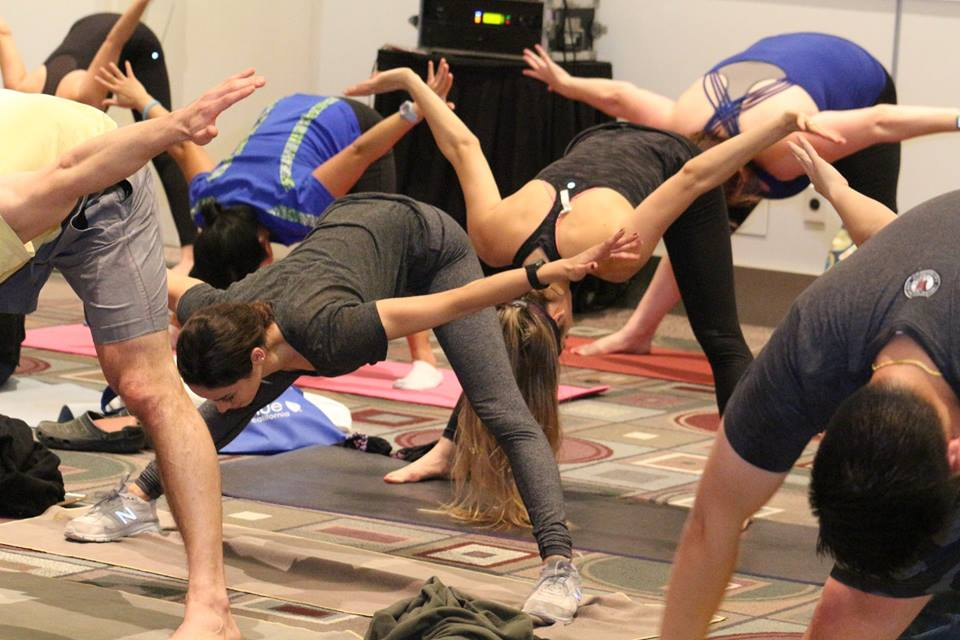 Boxing Yoga Class Photo Credit-Greg Panse