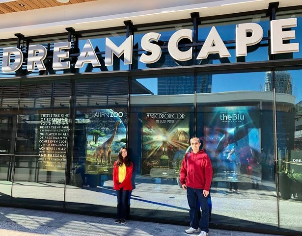 Dreamscape Signage