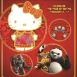 Celebrate Lunar New Year at Universal Studios Hollywood!