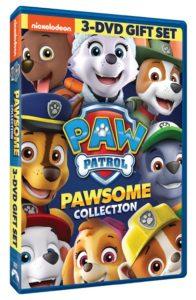 PAW Patrol PAWsome DVD Side Angle