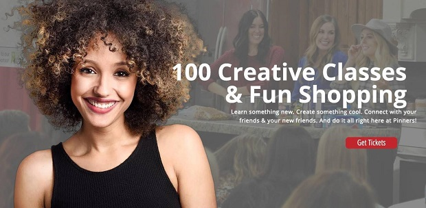 Pinners Pinterest Conference 100 Classes