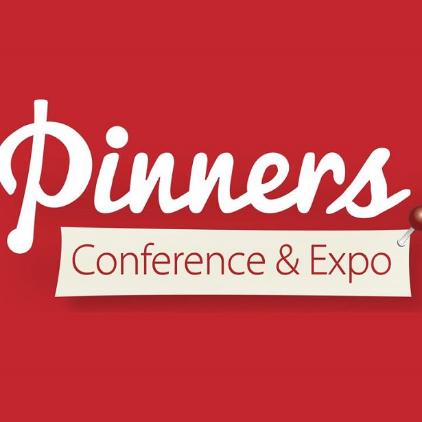 Pinners Pinterest Conference Square Logo