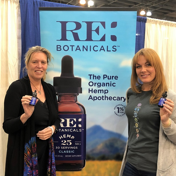 The Yoga Expo LA RE Botanicals