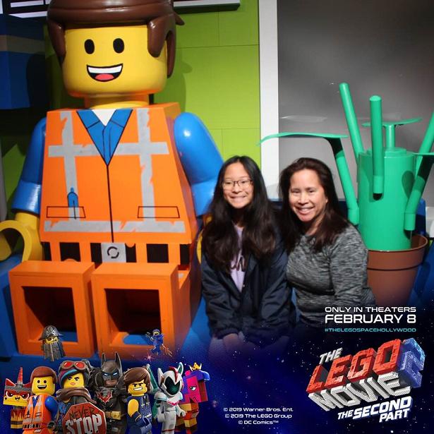 LEGO Space Emmet