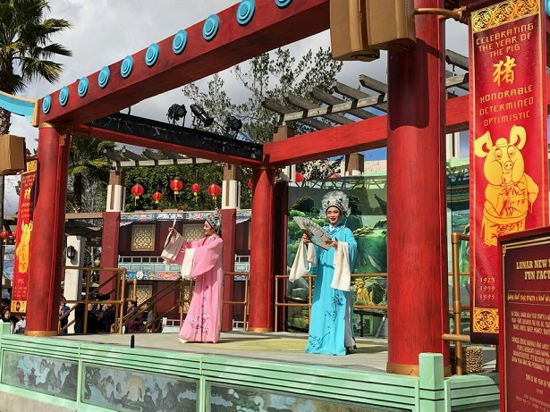 Lunar New Year - Universal Studios Hangzhou's Showtime
