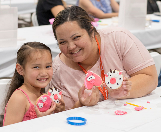 Pinners Pinterest Conference Mom and Daughter Classes