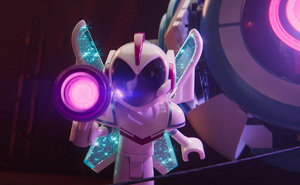 The LEGO Movie 2 General Mayhem