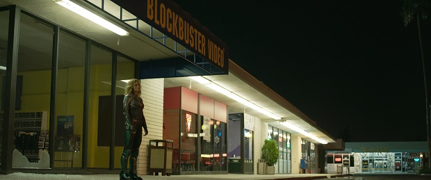 Captain Marvel Blockbuster Video