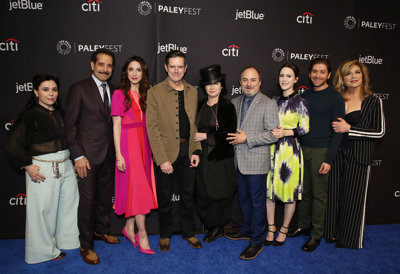 Cast and Creatives of Marvelous Mrs. Maisel PaleyFest