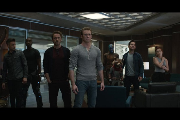 Avengers Endgame Group