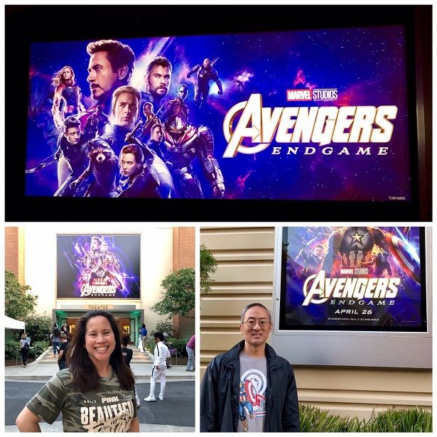 Avengers Endgame Media Screening