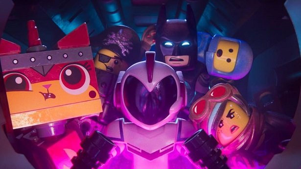 The LEGO Movie 2 Character Group Photo