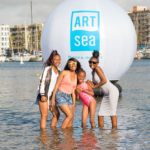 Family Fun in Marina del Rey at ARTsea!