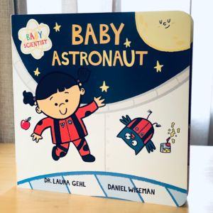 Baby Astronaut by Laura Gehl