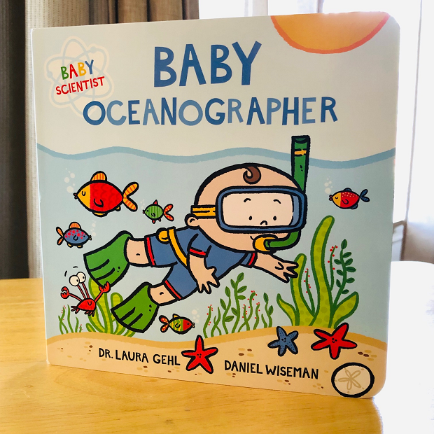 Baby Oceanographer by Laura Gehl