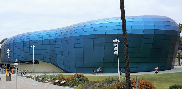 Pacific Visions Aquarium Pacific - Visions Theater