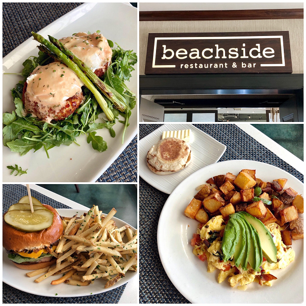 Marina del Rey Beachside Restaurant brunch