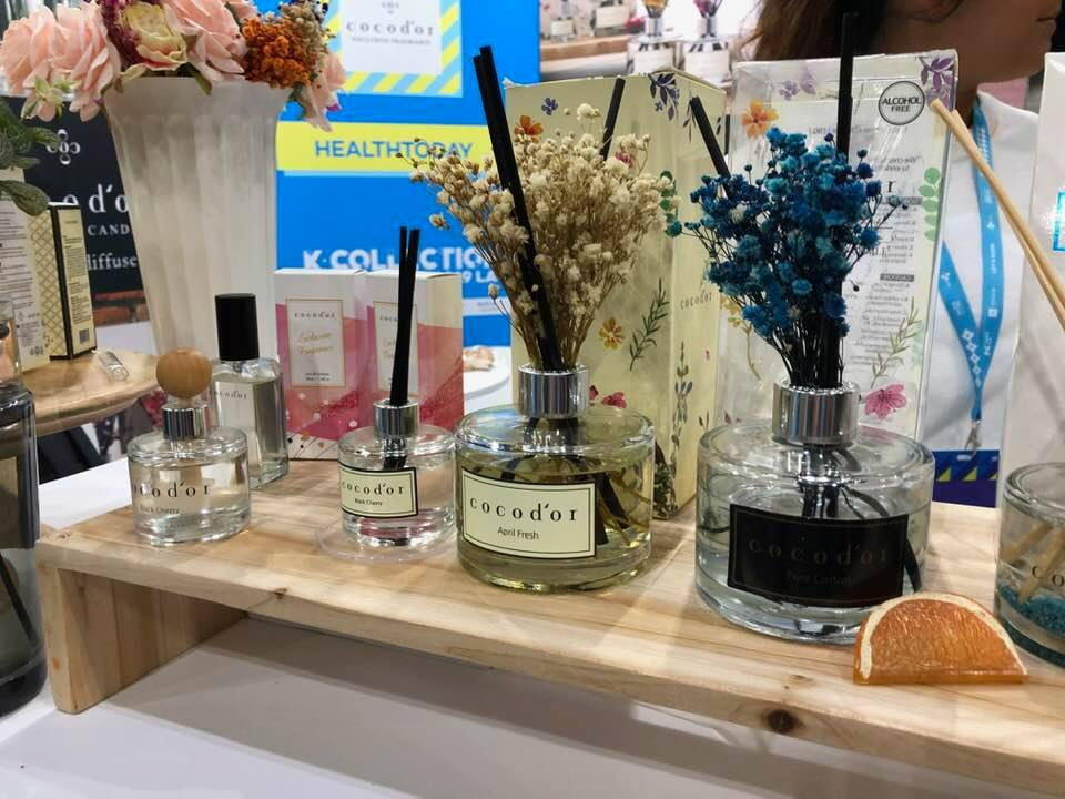 KCON LA 2019 - Fragrance
