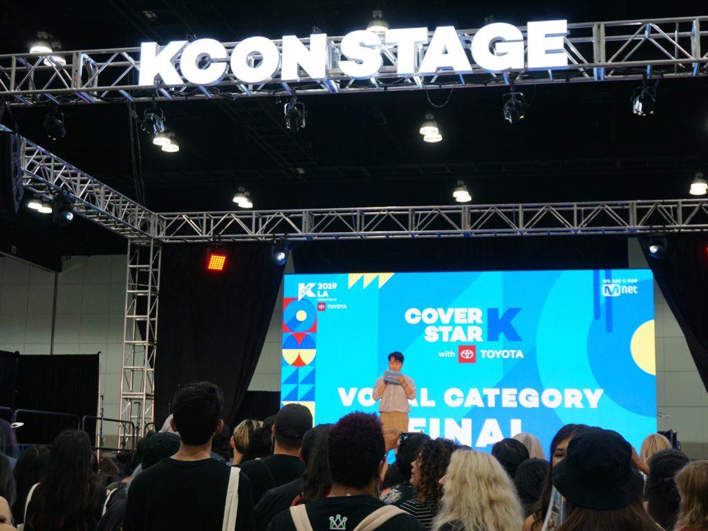 KCON LA 2019 -KCON Stage