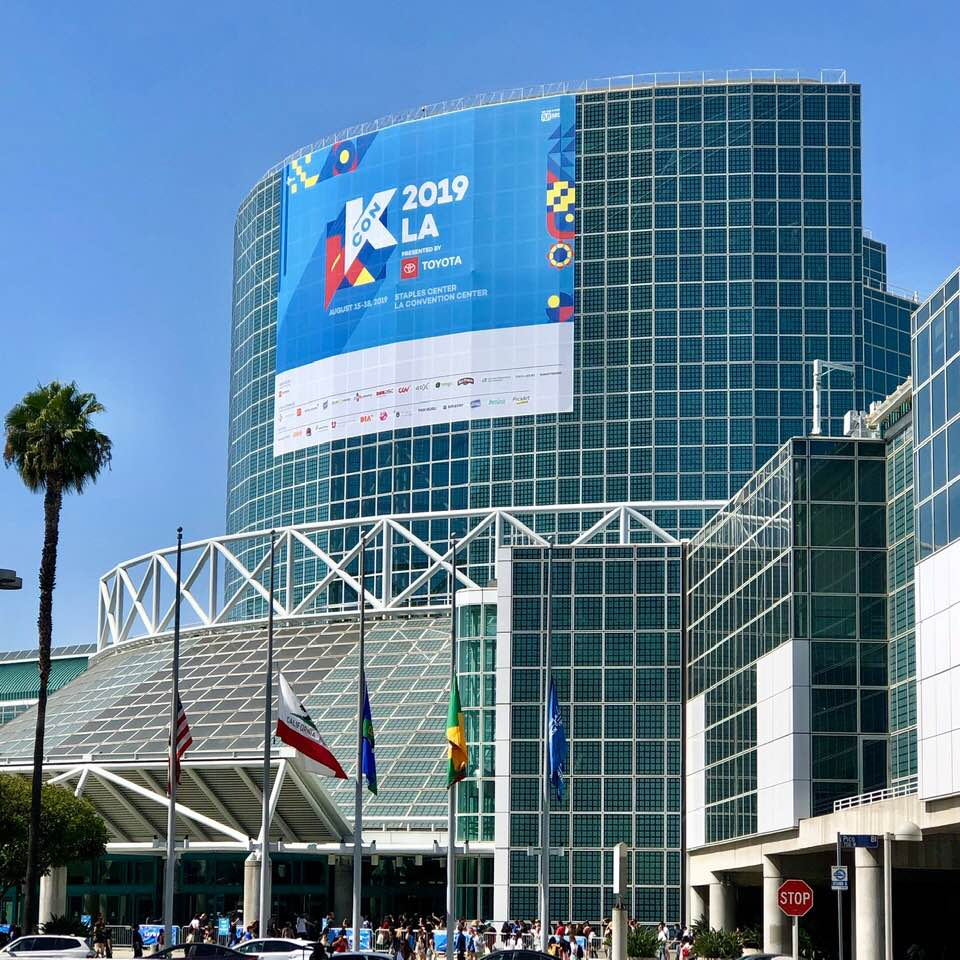 KCON LA 2019 - LA Convention Center