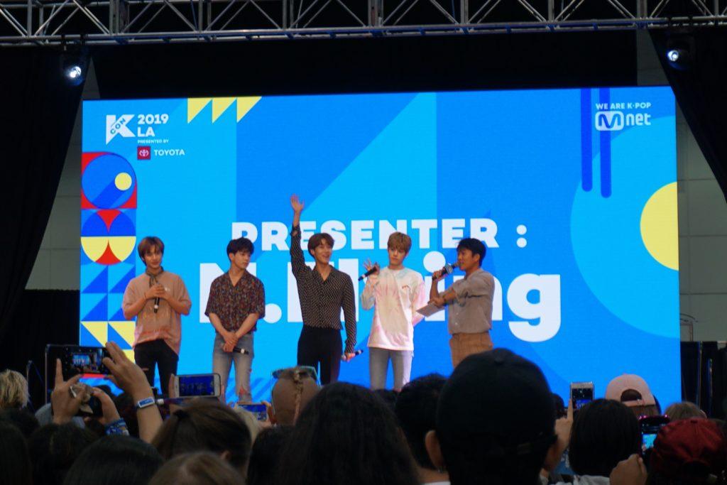 KCON LA 2019 - NFlying
