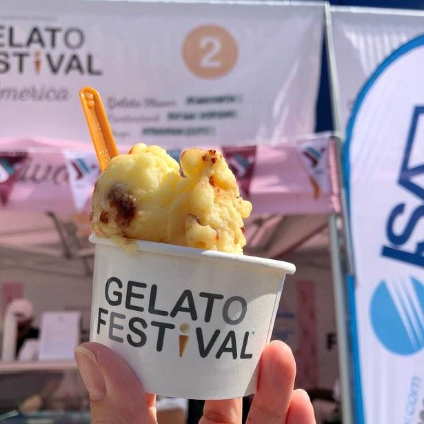 Gelato Festival Mangonada