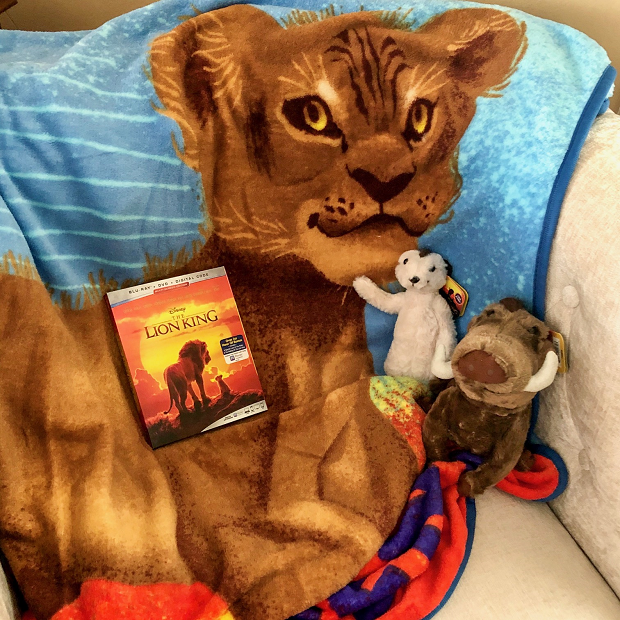 The Lion King Blanket