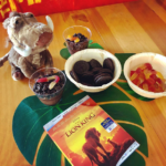 The Lion King {Movie Night} + Pumbaa's Dirt Pudding Recipe