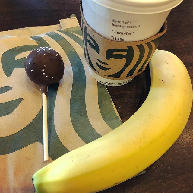 Friday Feels blog post - Starbucks