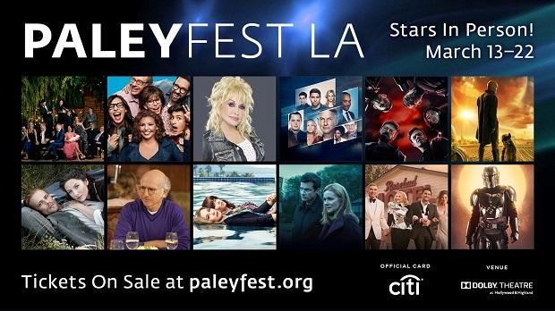 PaleyFest LA 2020