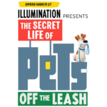 The Secret Life of Pets: New Ride to Debut at Universal Studios Hollywood!