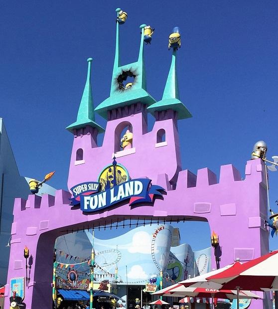 Universal Studios - Super Silly Fun Land