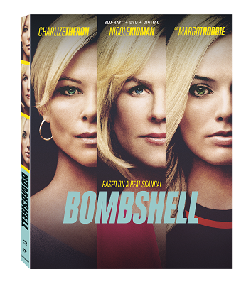 Bombshell - Digital Viewing Movie Giveaway