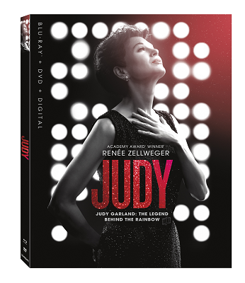 Judy Box DVD