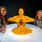 The Art of the Brick at California Science Center