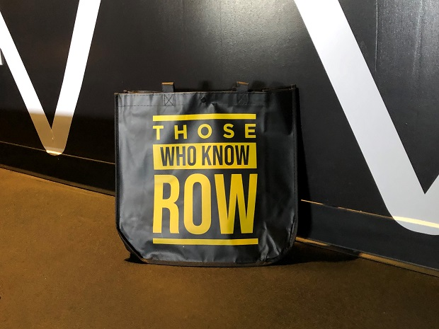 Those Who Know Row Bag