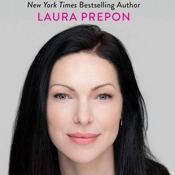 Laura Prepon - Book