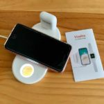 Vissles-W 3-in-1 Wireless Charger {Product Review + Promo Code}
