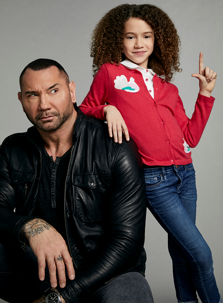 Amazon - My Spy - Dave Bautista_Chloe Coleman